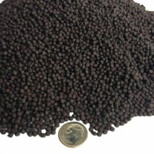 Blackworm Assorted Pellets